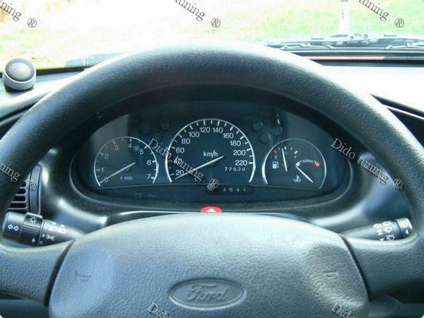 """Кольца в щиток приборов Ford Escort / Fiesta / Puma """"Тип 2"""""""
