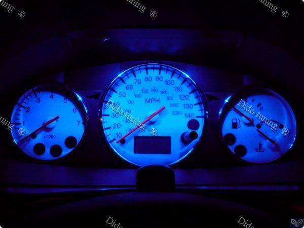 """Кольца в щиток приборов Ford Escort / Fiesta / Puma """"Тип 1"""""""