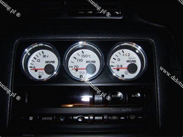 Кольца на дополнительные приборы NISSAN Skyline R32 (1989-1994)