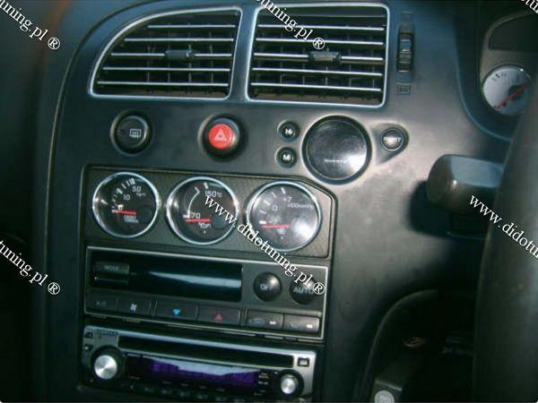 Кольца на дополнительные приборы NISSAN Skyline R33 (1993-1998)