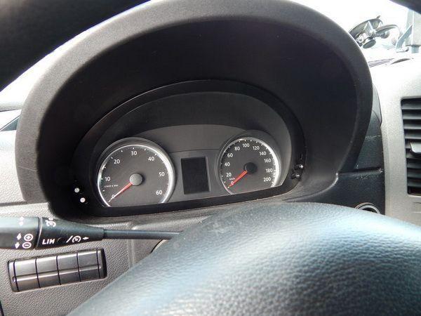 Кольца в щиток приборов MERCEDES Sprinter W906