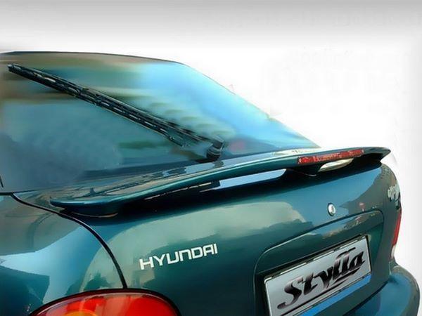 Низкий спойлер багажника HYUNDAI Accent I (X3) Hatchback
