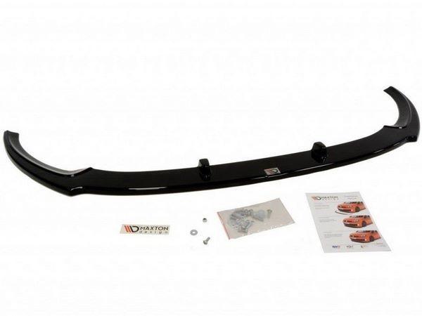 Сплиттер передний OPEL Corsa E OPC / VXR (2014+) 5