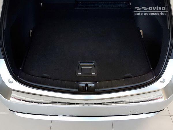 Накладка на задний бампер TOYOTA Corolla XII Combi 2