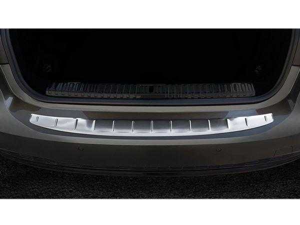 Стальная накладка на задний бампер AUDI A7 C8 Sportback - Avisa 4