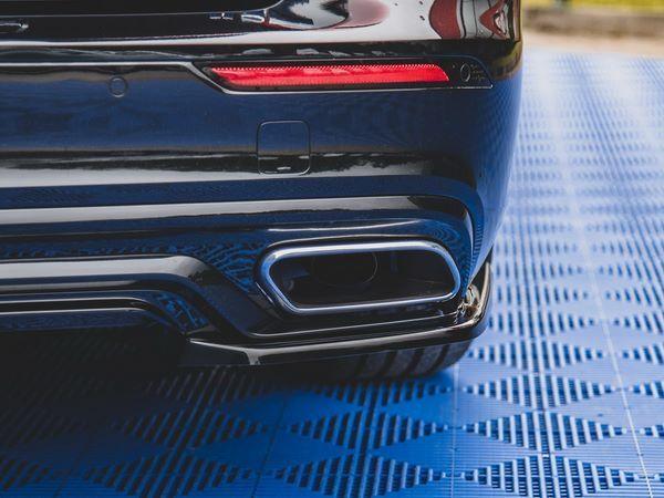 Боковые задние сплиттера Volvo S60 R-Design III (2019+) 4