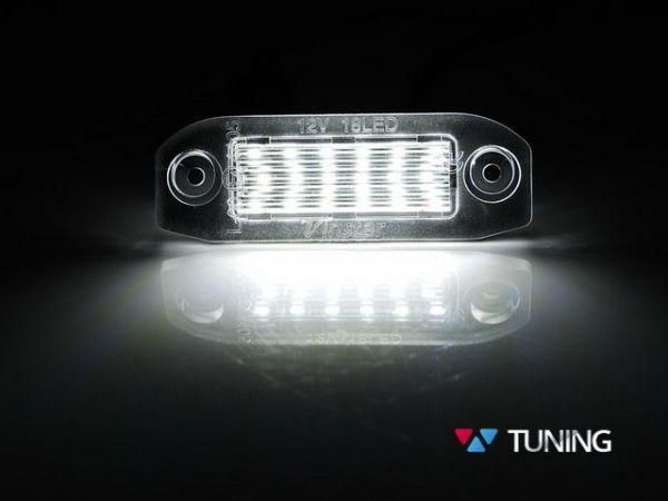 Диодная подсветка заднего номера Volvo S60 (2010+) 2