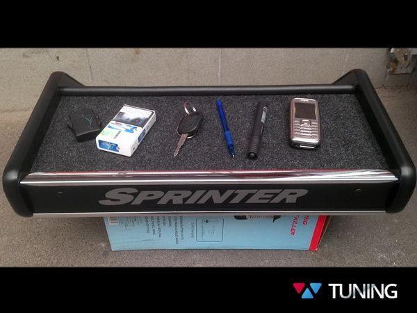 Полка на панель приборов MERCEDES Sprinter W906