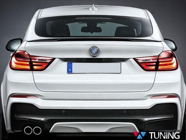 Спойлер BMW X4 F26 - M Performance стиль - фото #1