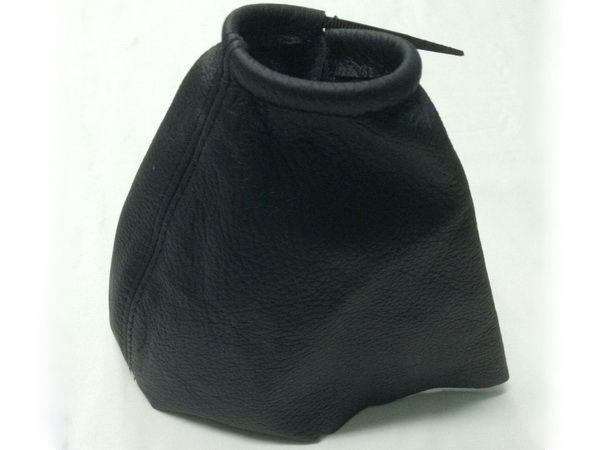 Чехол на рычаг КПП VW Crafter (2006-) кожа