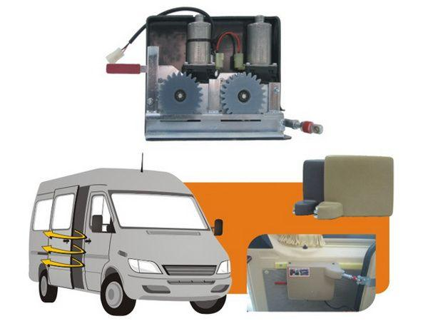 Электро двери OPEL Movano A (1998-2010)