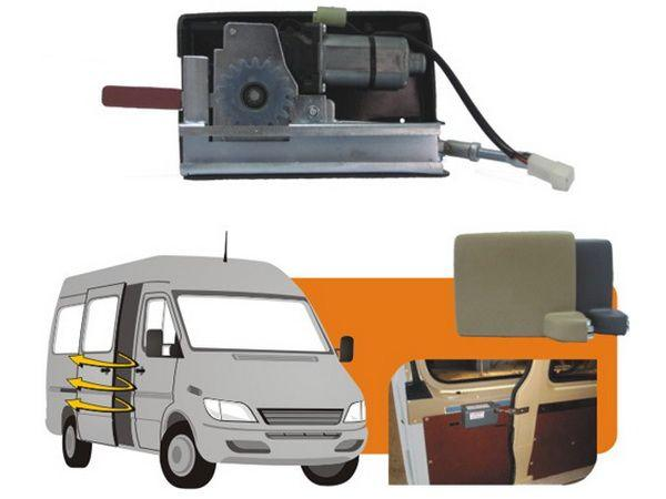 Электро двери одно моторные OPEL Movano B (2010-)