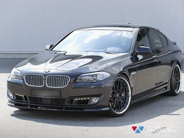 Накладка передняя BMW 5 F10/F11 (2010-) HAMANN