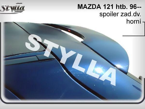 Спойлер - козырёк MAZDA 121 (1996-2000) Hatchback