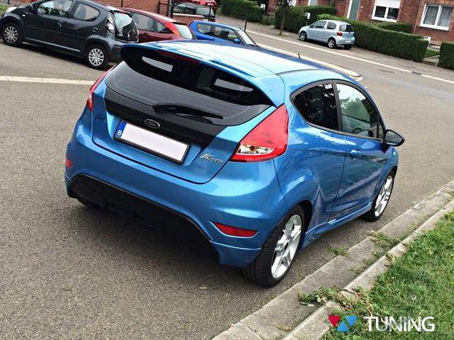 "Диффузор задний FORD Fiesta Mk7 (08-13) ""ST-Line"""