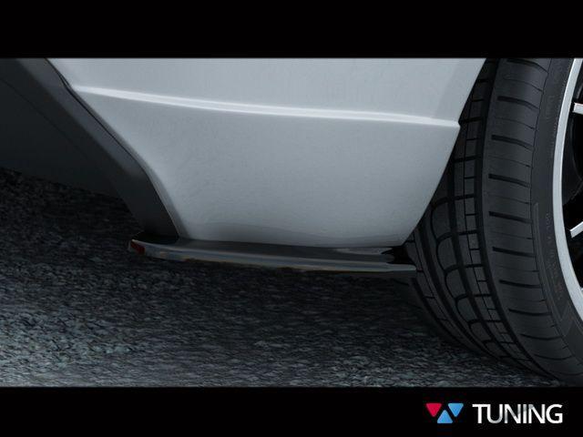 Сплиттера задние FORD Fiesta Mk7 ST (2008-2013)