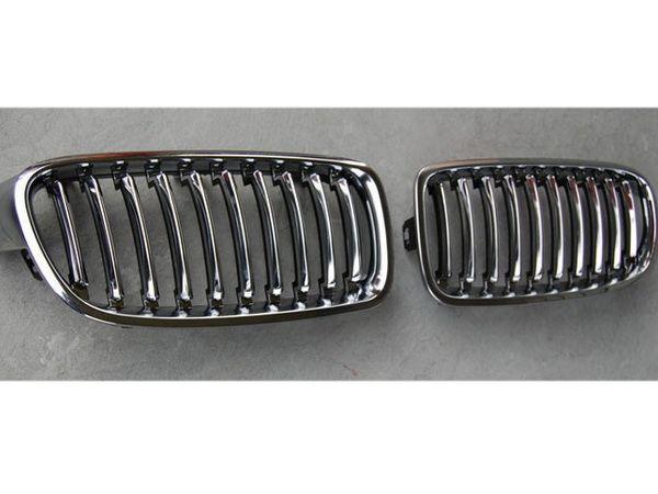 Решётка (ноздри) хром BMW 3 F30 / F31 (2012-)