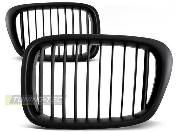 Решётка радиатора BMW E39 (1995-2004) чёрная