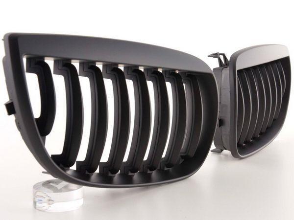 Решётка радиатора BMW E87/E81 (04-07) чёрная