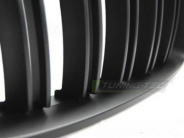 "Решётка (ноздри) BMW 4 F32 (2013-) ""M4"" чёрный мат"