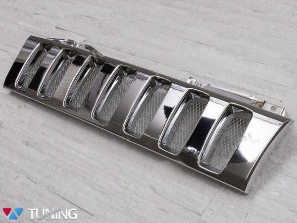 Решётка радиатора SUZUKI Jimny хром