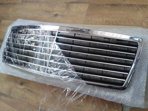 Решётка радиатора MERCEDES W140 - V12 стиль 3