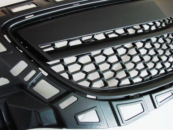 Решётка радиатора чёрная OPEL Insignia (2008-) - IRMSCHER - фото #3