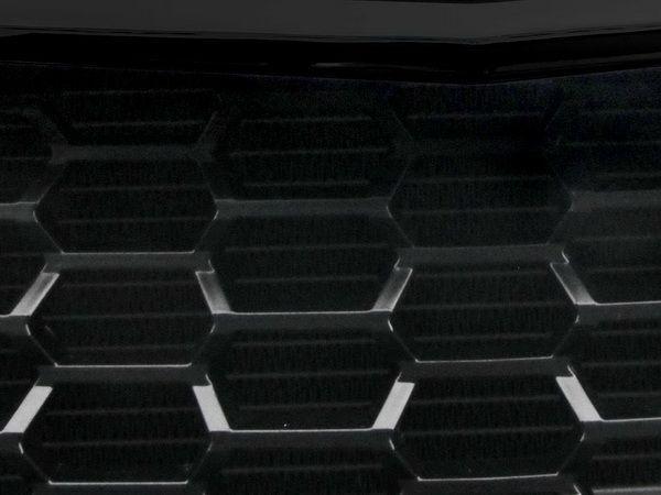 Решётка радиатора чёрная OPEL Insignia (2008-) - IRMSCHER - фото #4