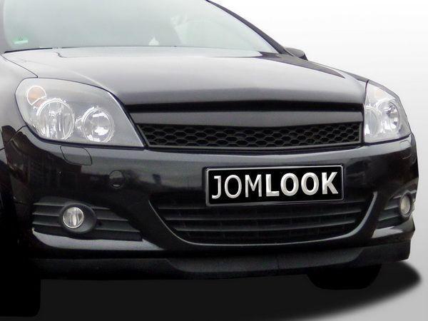 "Решётка радиатора OPEL Astra H GTC (2005-) 3D ""JOM"""