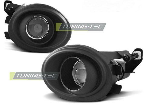 Противотуманки чёрные с линзой BMW E46 / E39 М-пакет