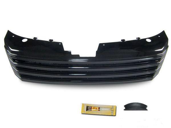 Решётка радиатора VW Passat B7 чёрная