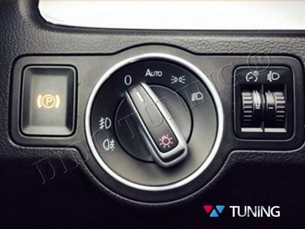 Кольцо на переключатель света AUDI A4 B7 (2004-2007) 1