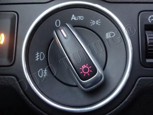 Кольцо на переключатель света AUDI A4 B7 (2004-2007) 2
