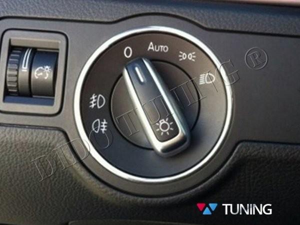 Кольцо на переключатель света AUDI A4 B7 (2004-2007) 3