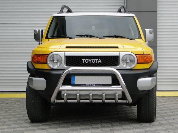 Кенгурятник TOYOTA FJ Cruiser (2006-)