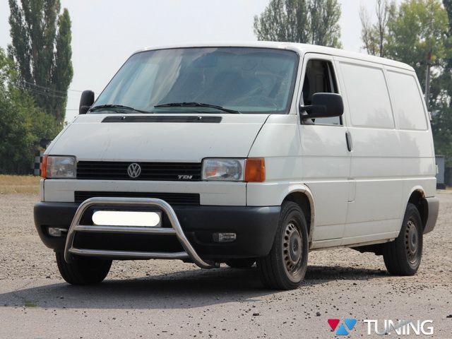 Кенгурятник VW T4 (1990-2003) с перемычками