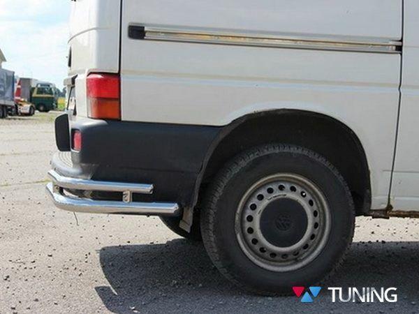 Углолки задние трубки двойные VW T4 (1990-2003)