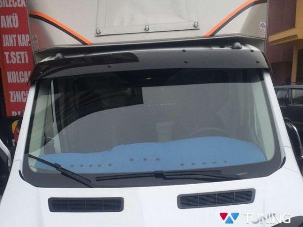 Козырёк на лобовое стекло FORD Transit VII (2014-)