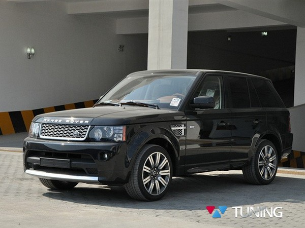 Комплект обвеса Range Rover Sport (L320; 2010-2013) - Autobiography - сбоку