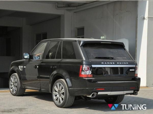 Комплект обвеса Range Rover Sport (L320; 2010-2013) - Autobiography - сзади