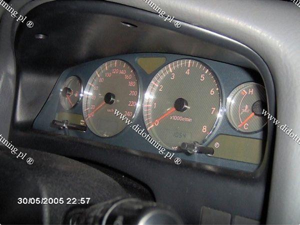 Кольца в щиток приборов TOYOTA Avensis I (97-03)