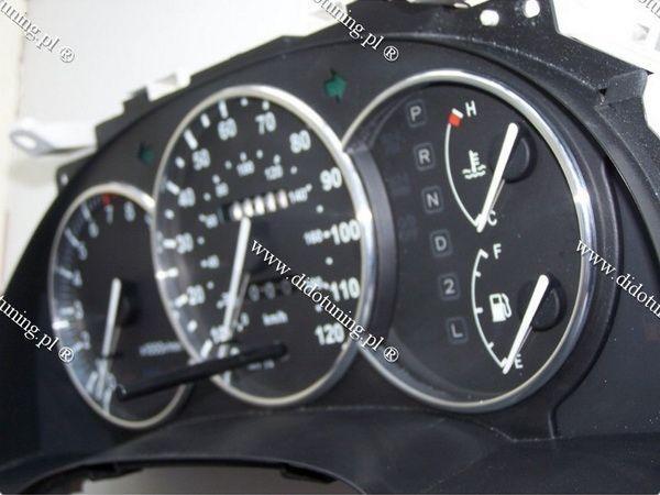 Кольца в щиток приборов TOYOTA Celica T200 (93-99)