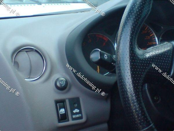 Кольца на обдувы TOYOTA Celica T230 (1999-2005)