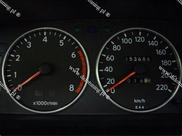 Кольца в щиток приборов TOYOTA Corolla E100 (91-97)