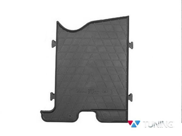 Резиновые коврики в салон OPEL Vivaro II (2014-) Stingray