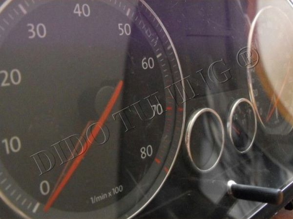 Кольца в щиток приборов VW Caddy III (2004-)