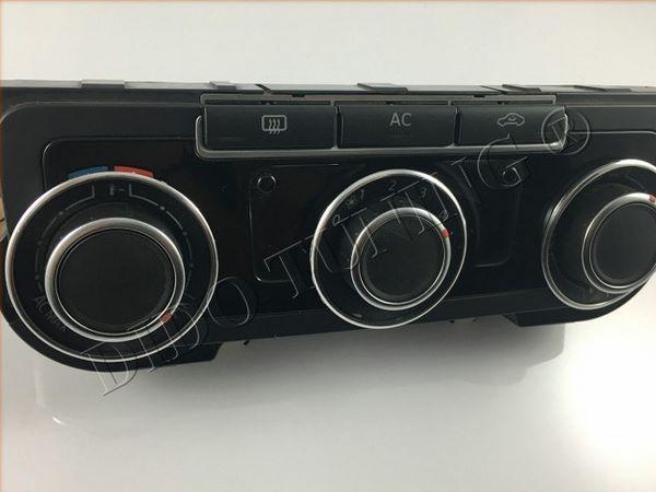 Кольца на ручки печки VW Caddy III FL (2010-) три кольца