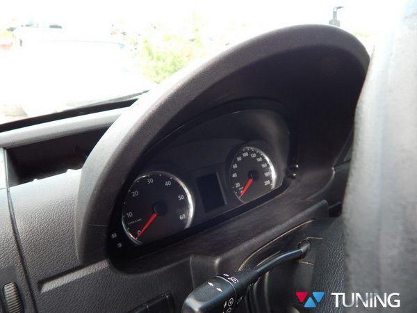 Кольца в щиток приборов VW Crafter (2006-)
