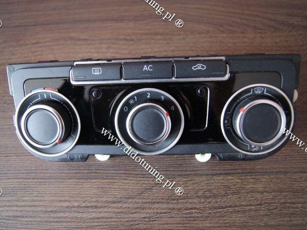 Кольца на ручки печки VW Eos (2006-) три кольца