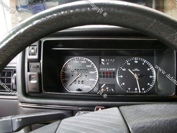 Кольца в щиток приборов VW Golf II (1983-1992)